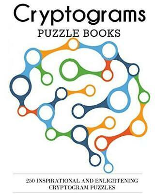Cryptograms Puzzle Books: 250 Inspirational and ...  Cryptogram