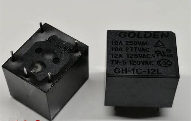 1pc Relay SLCH-12VDC-SL-C Free shipping