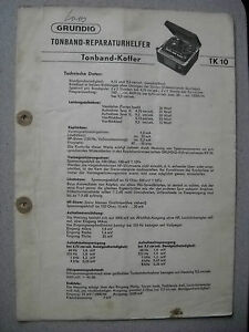 GRUNDIG-TK10-Service-Manual