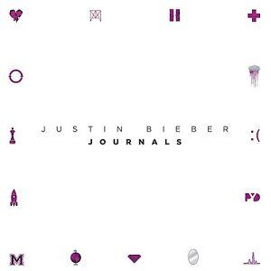 Justin Bieber-giornale (2) LP 2 VINILE LP NUOVO