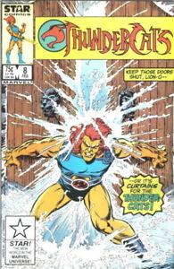 Thundercats Comic Book #18 Marvel 1987 NEW UNREAD NEAR MINT
