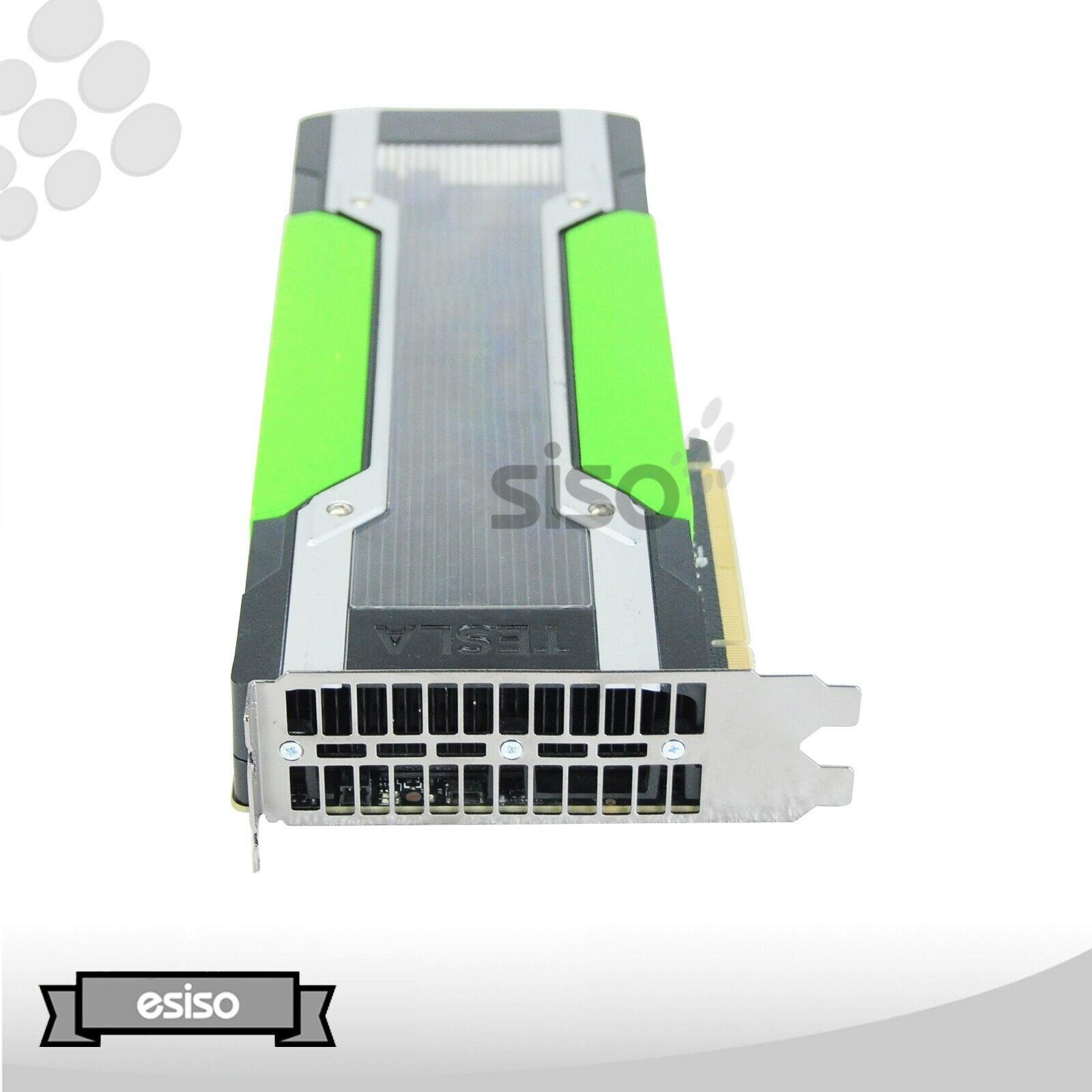 TESLA K80 900-22080-6300-000 NVIDIA 24GB GDDR5 CUDA GPU GRAPHICS ACCELERATORS