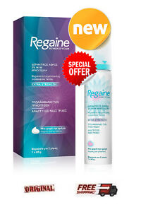 Regaine-WOMEN-S-FOAM-5-MINOXIDIL-1X60ml-EXTRA-STRENGTH-2MONTHS-ONCE-A-DAY
