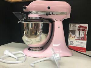 Kitchenaid Artisan Stand Mixer 5 Qt Tilt Head Guava Glaze