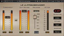 Waves L2 Ultramaximizer Brick Wall Limiter Plugin AAX RTAS VST AU TDM SoundGrid