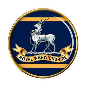 Royal-Warwickshire-Fusiliers-Armee-Britannique-Broche-Badge