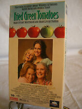 """Vintage VHS Video Tape Movie - Kathy Bates, Jessica Tandy """"Fried Green Tomatoes"""""""