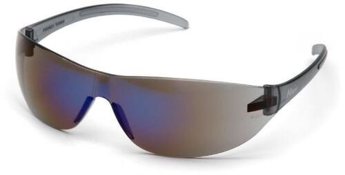 Pyramex Alair Safety Glasses with Blue Mirror Lens ANSI Z87