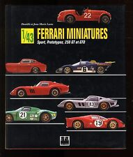 FERRARI MINIATURES 1/43 Sport, prototypes, 250 GT, GTO   LASTU   E.P.A.  1992