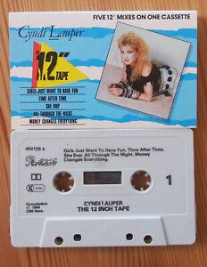 CYNDI-LAUPER-12-034-TAPE-PORTRAIT-PRT-450129-4-1986-UK-CASSETTE-TAPE-EX-COND
