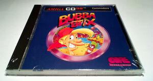 Bubba 'n' Stix Commodore Amiga Cd32 Neuf Scellé-afficher Le Titre D'origine à Distribuer Partout Dans Le Monde