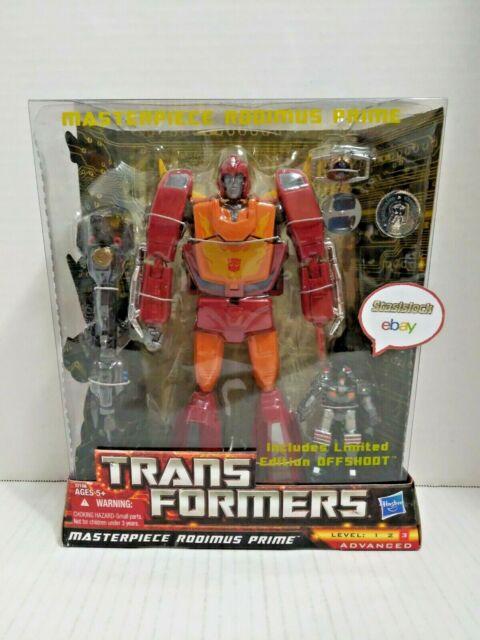 Transformers Masterpiece Rodimus Prime TRU Exclusive