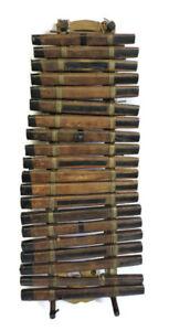 Amazing Street Xylophone Playing! - YouTube  |African Wooden Xylophone