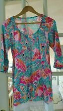 637b23d9afecb item 2 Lilly Pulitzer Alia Beach Cover Up Peel And Eat Flamingo Size XS  08055 -Lilly Pulitzer Alia Beach Cover Up Peel And Eat Flamingo Size XS  08055
