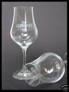 6 x glenlivet whisky cristal tasting nosing glass 6 kristal degustation gl ser ebay. Black Bedroom Furniture Sets. Home Design Ideas
