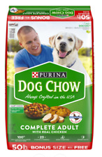 Purina Dog Chow Complete Adult Chicken Dry Dog Food - 25.8kg