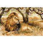 RIOLIS King of Beasts Counted Cross-stitch Kit
