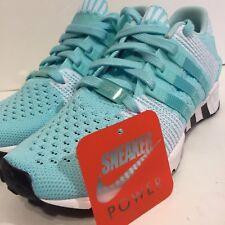 best cheap 181cc 4e7d9 Adidas Womens EQT Support ADV PK W sz 7 BZ0009 RF Primeknit Teal Aqua Blue  white