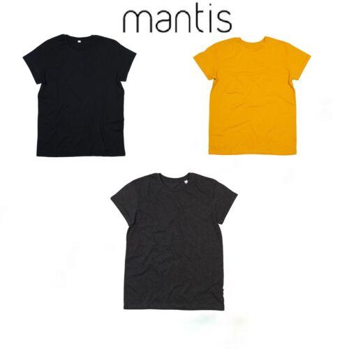 Mantis Womens Roll Sleeve Tee