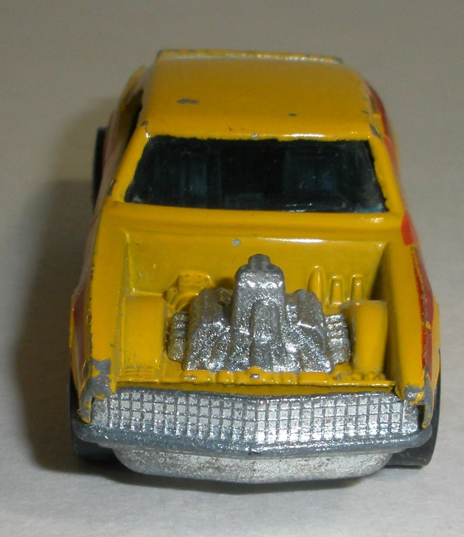 Hot Hot Hot Wheels  Redline Heavy Chevy Yellow sun burst tampo 4af609
