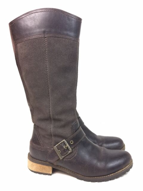 entire collection good service various styles Timberland Earthkeepers Bethel Tall Zip Riding Boot Brown 8323A Size 8.5