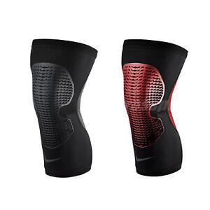 új érkezik USA olcsó eladó vadonatúj Nike Pro Hyperstrong Knee Sleeve Black Training Support ...