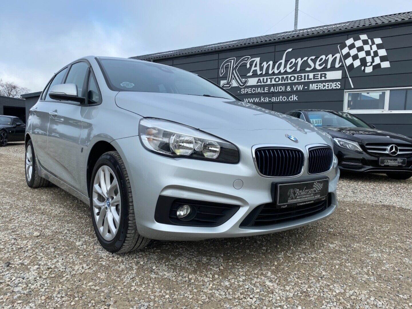 BMW 225xe 1,5 Active Tourer Advantage aut. 5d