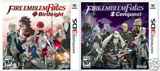 COMBO Fire Emblem Fates: Birthright + Conquest - Nintendo 3DS | FREE SHIPPING