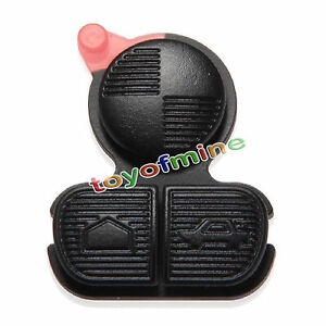 Black Replacement Remote Key Fob Case Shell 3 Buttons For Bmw E38 E39 E36 New