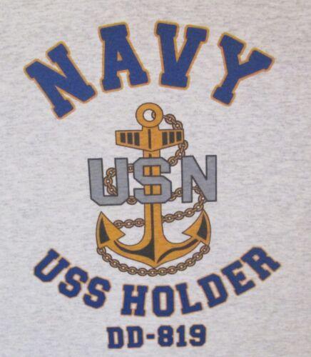 USS PORTLAND   LPD-27 AMPHIBIOUS TRANSPORT DOCK  NAVY W// ANCHOR* SHIRT