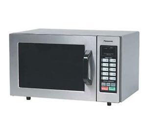 Panasonic Ne 1054f 1000 Watts Microwave Oven