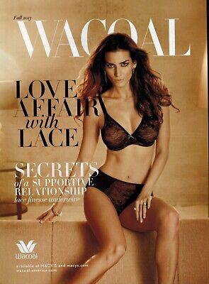 2013 WACOAL : LINGERIE , Bra & panty Magazine Print Ad | eBay