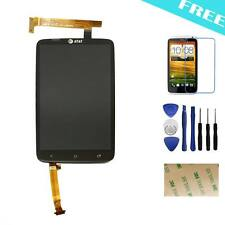 """For HTC One X/XL ATT LCD Display Touch Screen Digitizer Assembly 4.7"""" Black"""