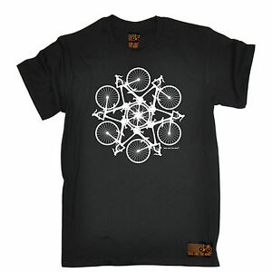 Cycling-Kaleidospoke-T-SHIRT-tee-jersey-funny-birthday-gift-123t-present-for-him