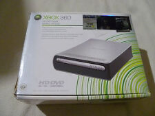 BOXED XBOX 360 HD DVD PLAYER W ORIGINAL BOX MICROSOFT SET