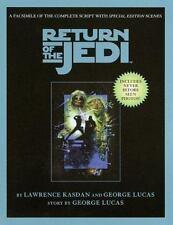 Script Facsimile: Star Wars: Episode 6: Return of the Jedi