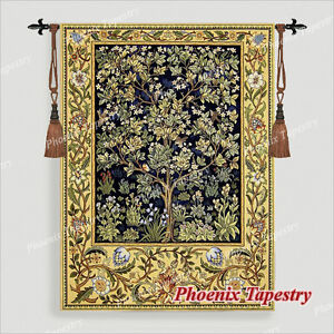 Image Is Loading Large William Morris Tree Of Life Tapestry Wall