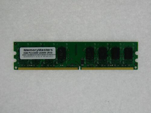 2GB ASUS P3-P5G31 P5B Deluxe//WiFi-AP P5K PRO Memory Ram TESTED