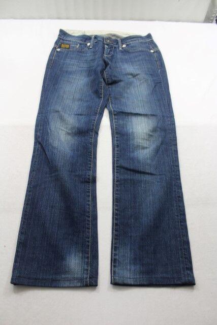J6246 G-Star Midge Straight WMN Jeans W28  Dunkelblau Dunkelblau Dunkelblau  Sehr gut | Shop Düsseldorf  | Einfach zu spielen, freies Leben  | Niedriger Preis  | Leicht zu reinigende Oberfläche  | Kaufen  8e053e
