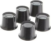 5 Pc Eye Loupe Set Jewelry Coin Stamp Diamond Collector