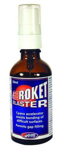 Roket blaster cyano accelerator 50G produits chimiques adhésif-JC87575
