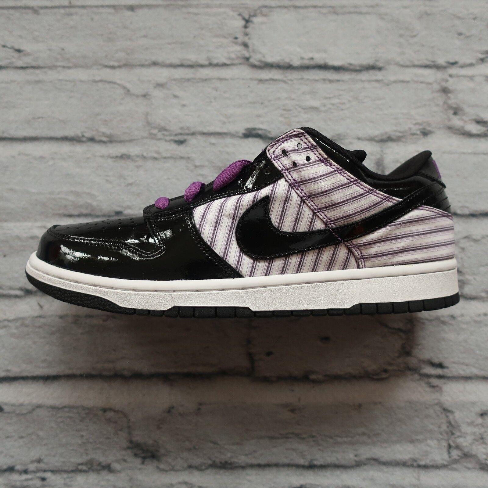 2005 Nike Dunk Low Pro SB PL 312710-101 Size 10 Vtg