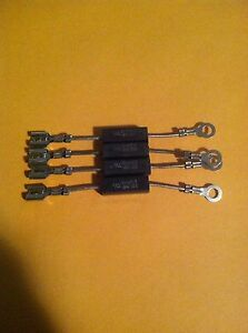 4pcs-HVM12-MICROWAVE-OVEN-HIGH-VOLTAGE-DIODE-RECTIFIER-U-S-SELLER-fast-ship