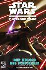 Star Wars: The Clone Wars (Comic zur TV-Serie) 05 von Shawn Fillbach, Jeremy Barlow und Matt Fillbach (2012, Taschenbuch)