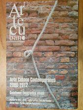 """REVISTA """"ARTE CUBANO""""  CONTEMPORARY ART MAGAZINE CUBA ARTE No 1 2013"""