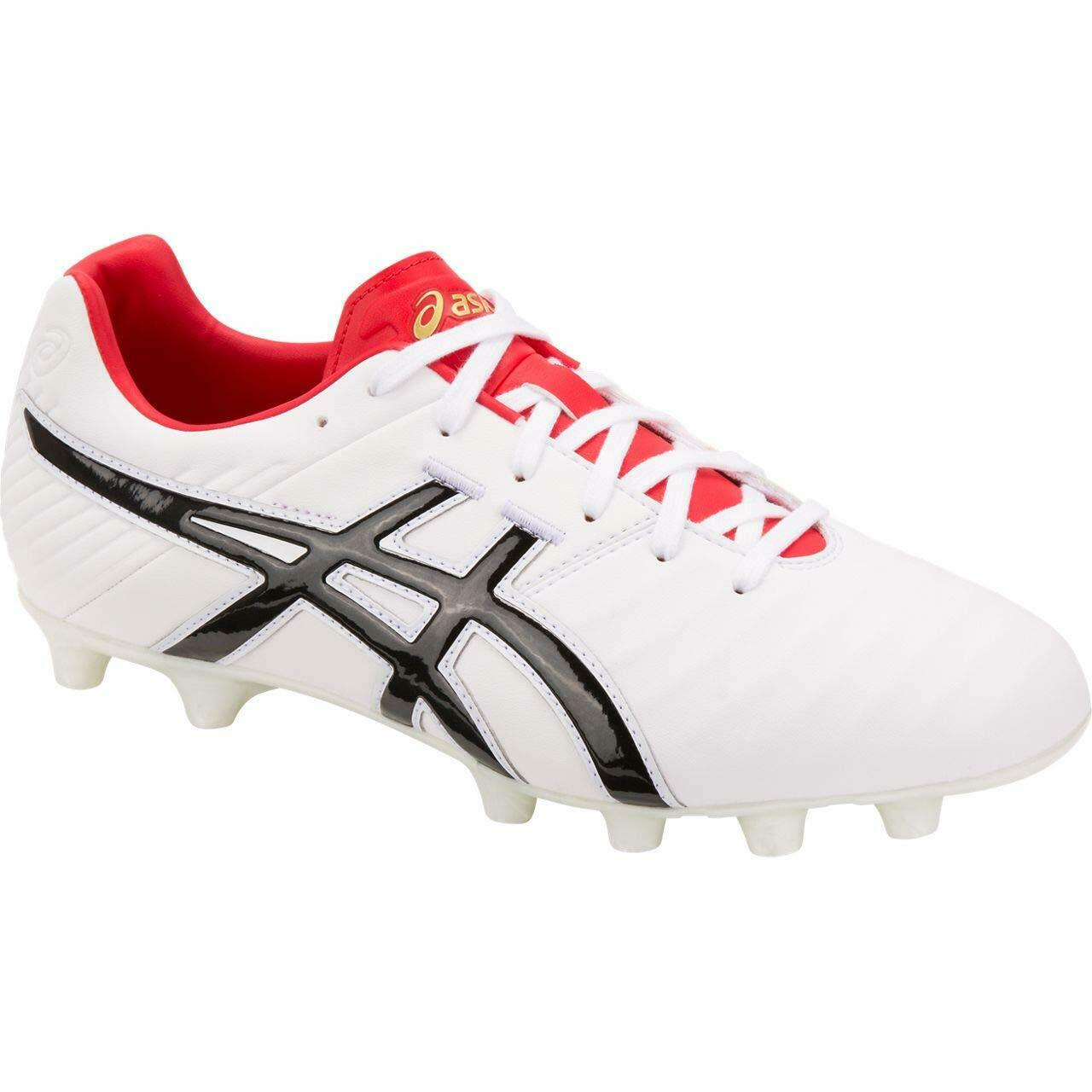 Zapatillas Asics Fútbol Rugby Spike DS Light WD 3 TSI753 TSI753 TSI753 blancooo Negro US9 (27cm) e21a73