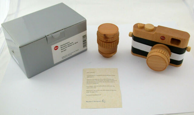 LEICA Holzkamera wooden camera en bois madera 96689 hand made in Germany /19