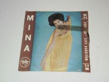 "MINA - Moliendo Cafe / Chi Sarà - 7"" ITALDISC 1961 ITALY MH 96 - VG++/G+"