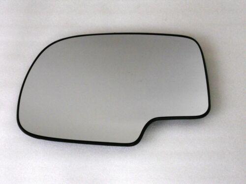 AL Mirror Glass for Chevy Suburban Silverado Tahoe Avalanche Driver Side Left LH