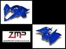 NEW YAMAHA RAPTOR 700 DARK BLUE PLASTIC FRONT AND REAR FENDER SET PLASTICS